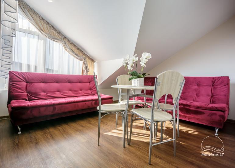 Villa Sonata - apartamenty dla rodzin odpoczynku w Połądze! - 11