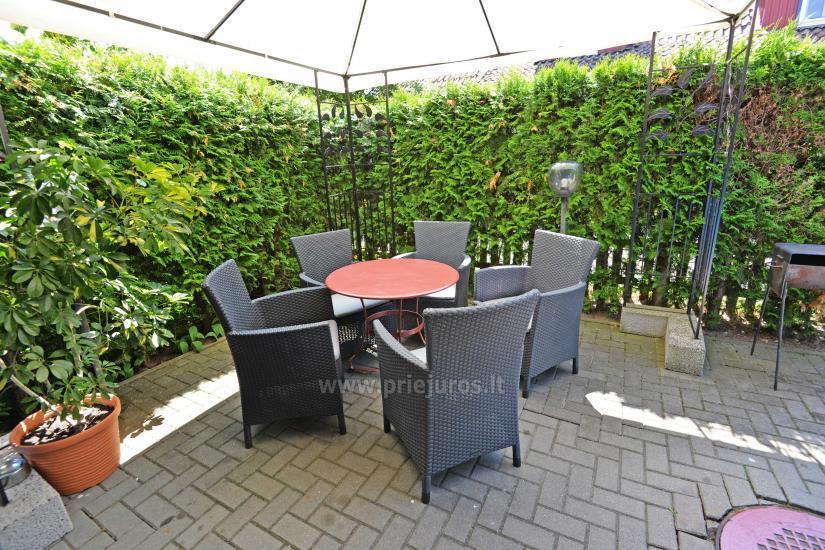 Apartamenty w pensjonacie w Nidzie Pas Gerda - 4