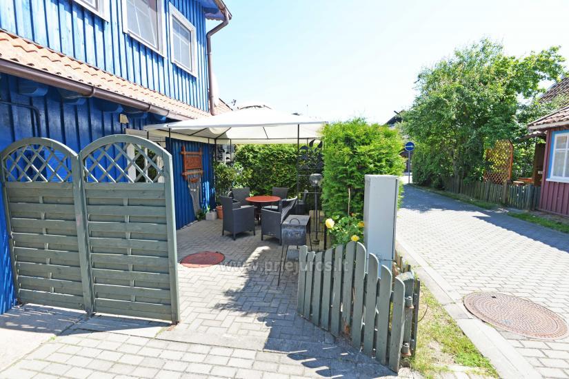 Apartamenty w pensjonacie w Nidzie Pas Gerda - 2
