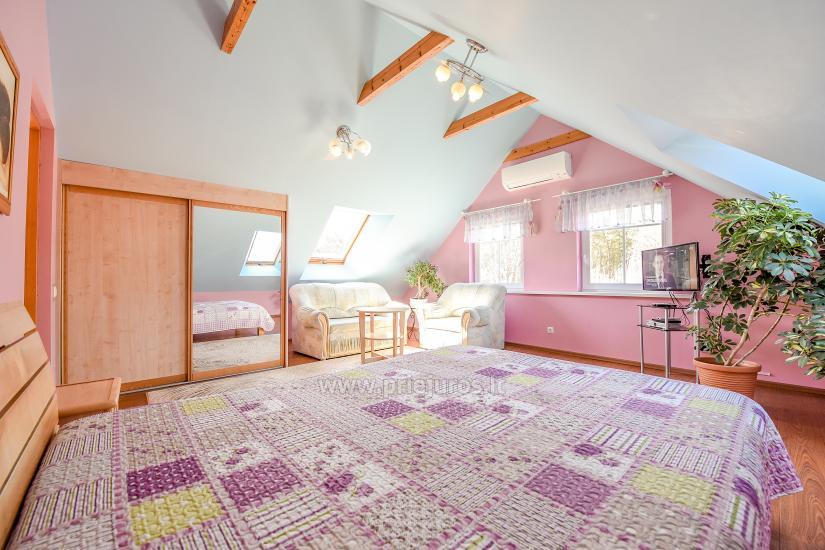 Apartamenty w pensjonacie w Nidzie Pas Gerda - 10