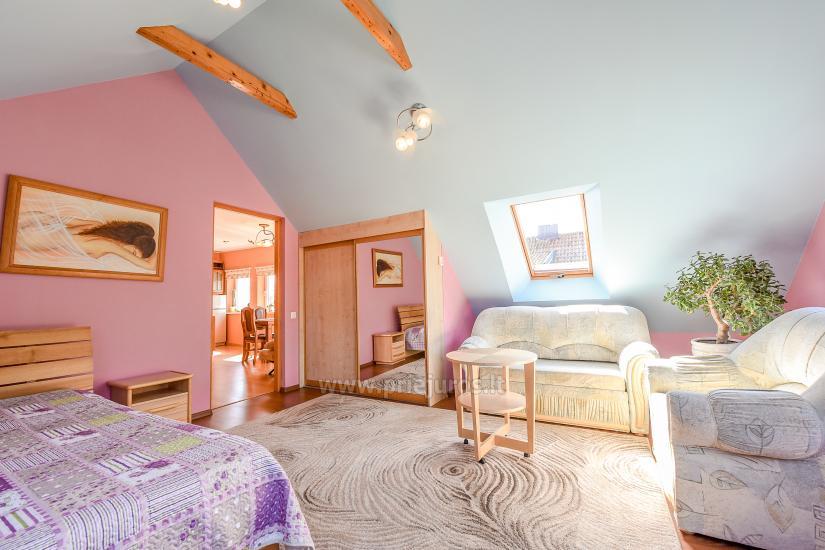 Apartamenty w pensjonacie w Nidzie Pas Gerda - 11