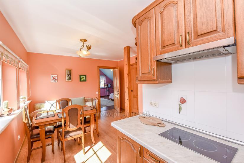 Apartamenty w pensjonacie w Nidzie Pas Gerda - 8