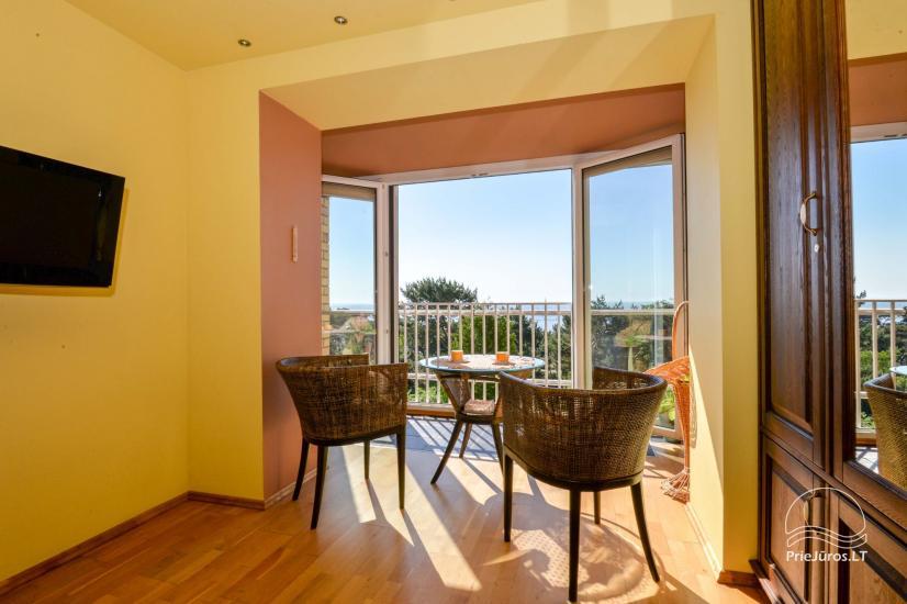 Jednopokojowe i dwupokojowe apartamenty do wynajęcia w Nidzie - 1