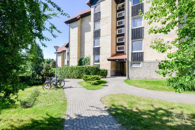 Jednopokojowe i dwupokojowe apartamenty do wynajęcia w Nidzie - 7
