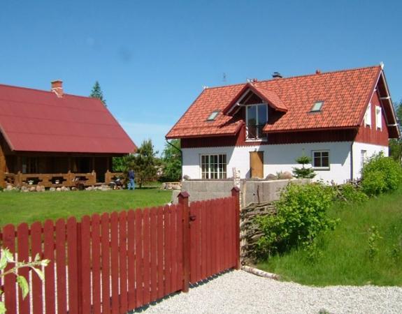 Park Willa - dom goscinny w Poladze