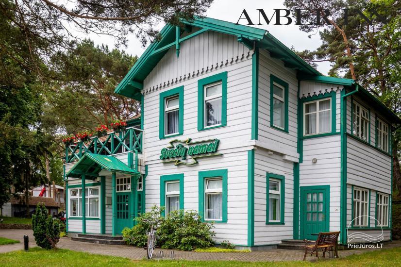 Dom Goscinny AMBER INN w Palandze - 1