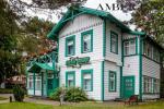 Dom Goscinny AMBER INN w Palandze