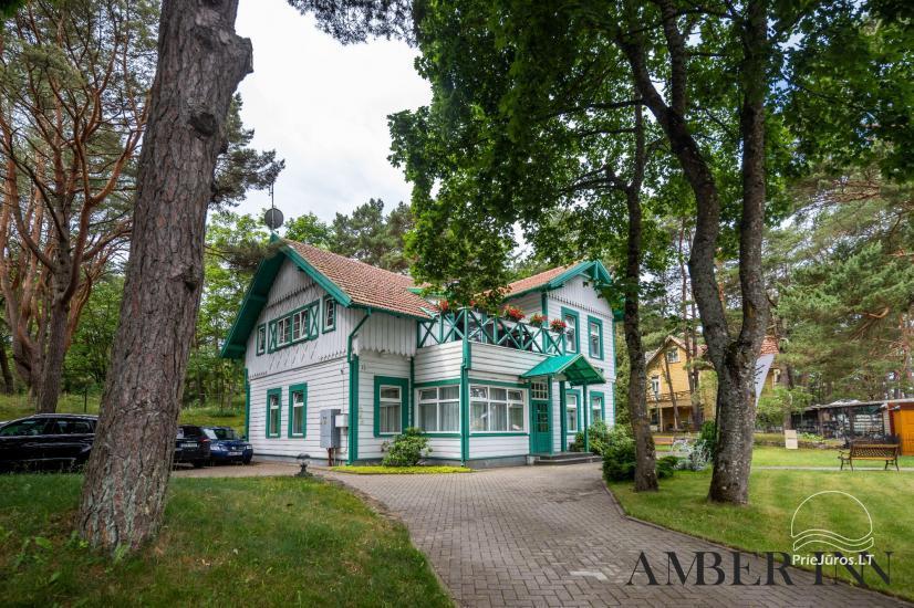 Dom Goscinny AMBER INN w Palandze - 2