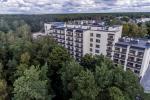 """Sanatorium w Połądze """"Gradiali"""" ul. Vanagupės 15 - 2"""