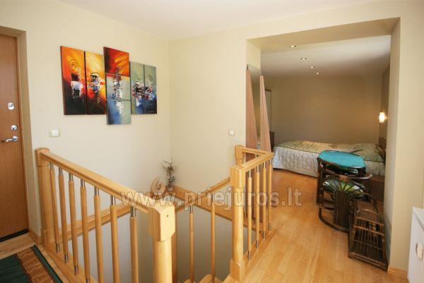 Jednopokojowe i dwupokojowe apartamenty do wynajęcia w Nidzie - 9