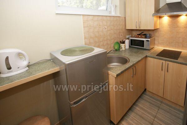 Jednopokojowe i dwupokojowe apartamenty do wynajęcia w Nidzie - 11