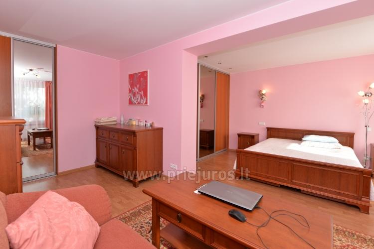 Apartament dla 4-6 osób w Nidzie, Mierzeja Kurońska - 6