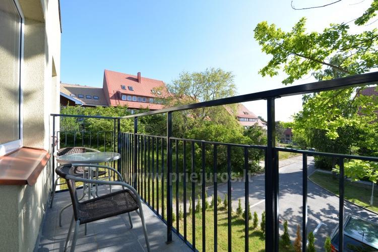 Apartament dla 4-6 osób w Nidzie, Mierzeja Kurońska - 9