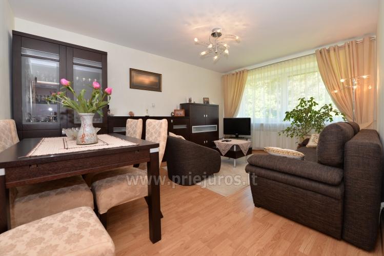 Apartament dla 4-6 osób w Nidzie, Mierzeja Kurońska - 1