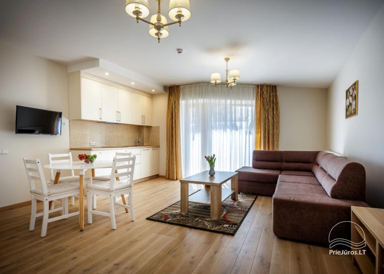 Apartamenty, domek w Połądze Willa Elegancija - 1