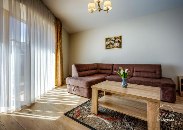 Apartamenty, domek w Połądze Willa Elegancija - 5