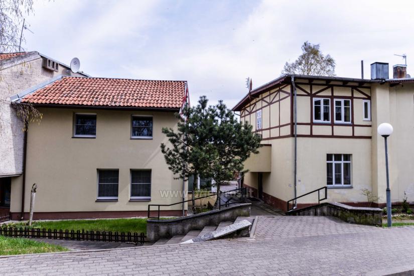 Apartament - Chata z tarasem w Mierzeja Kuronska - 2