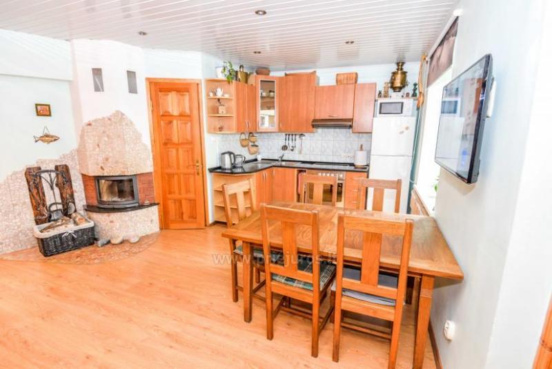 Apartament - Chata z tarasem w Mierzeja Kuronska