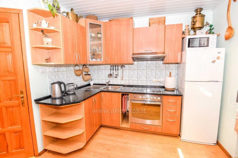 Apartament - Chata z tarasem w Mierzeja Kuronska - 7