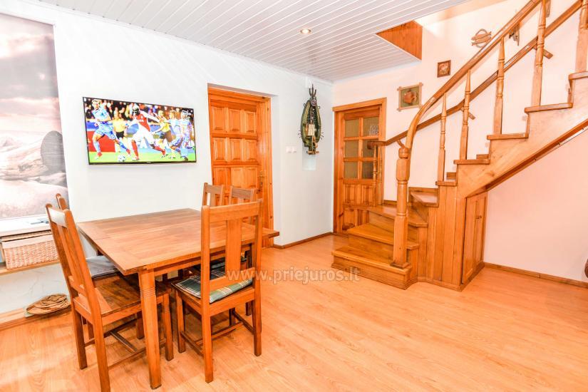 Apartament - Chata z tarasem w Mierzeja Kuronska - 8