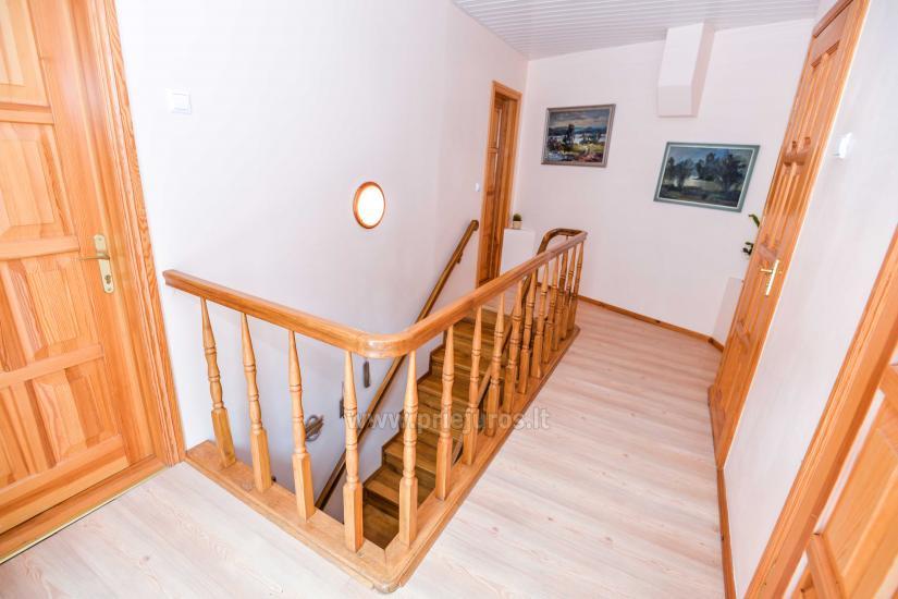 Apartament - Chata z tarasem w Mierzeja Kuronska - 21