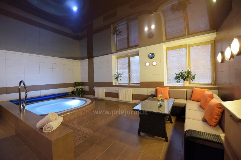Hotel - SPA Palangos zuvedra - 16