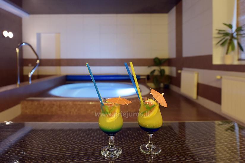 Hotel - SPA Palangos zuvedra - 20