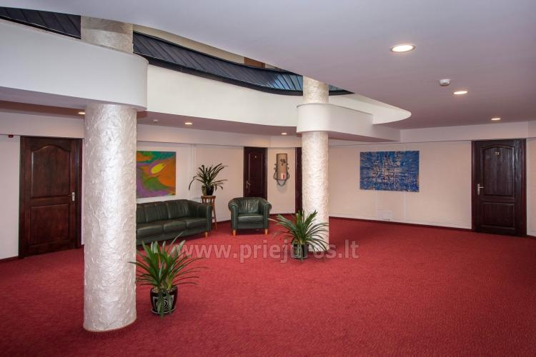 Hotel w Poladze Tauras Center Hotel - 14
