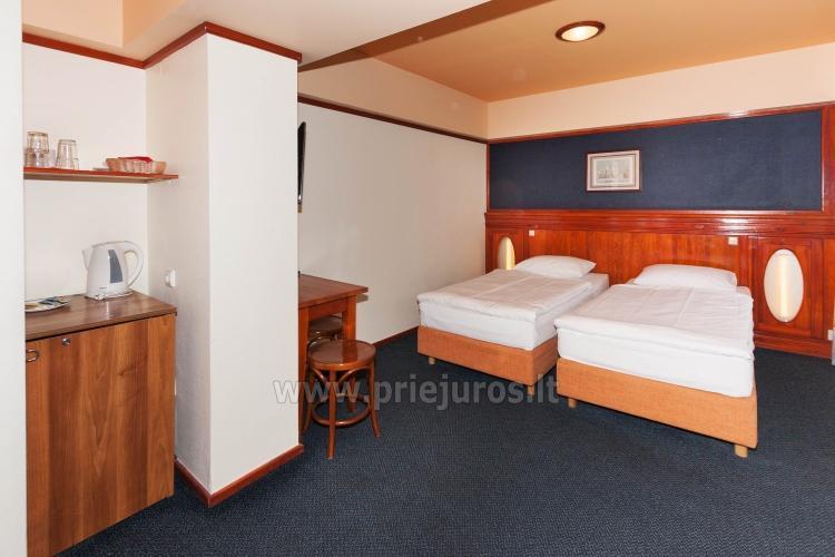 Hotel w Poladze Tauras Center Hotel - 16