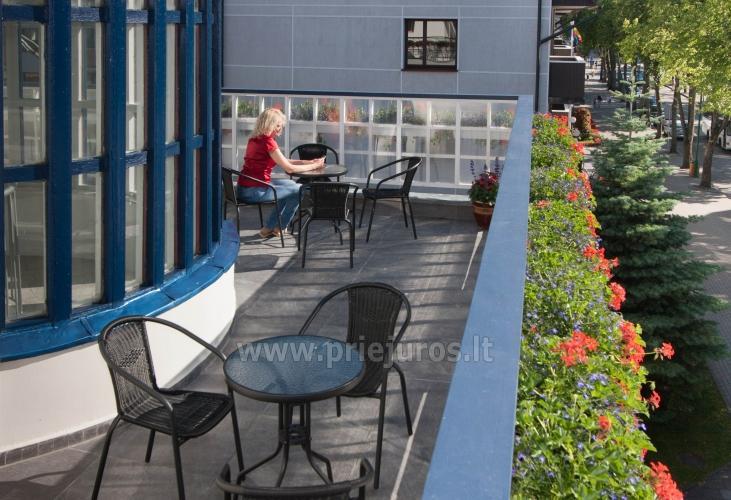 Hotel w Poladze Tauras Center Hotel - 18