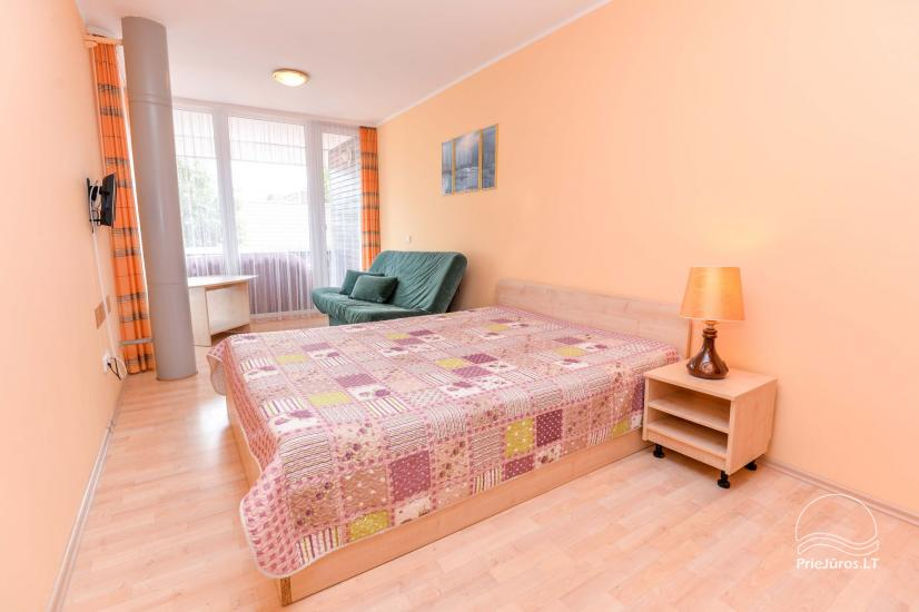 1-2 pokojowe mieszkania w Pervalka, Mierzeja Kurońska - 4