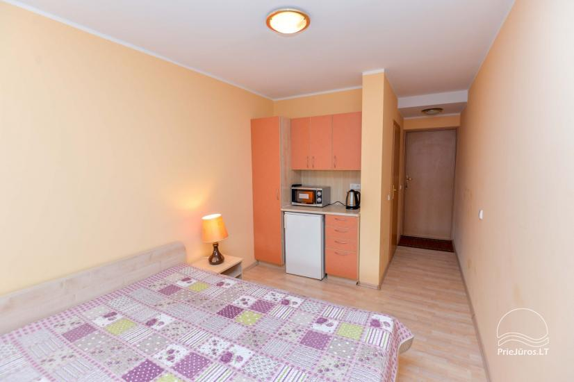 1-2 pokojowe mieszkania w Pervalka, Mierzeja Kurońska - 5