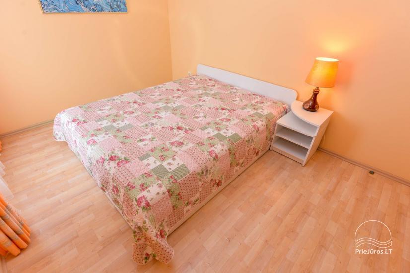 1-2 pokojowe mieszkania w Pervalka, Mierzeja Kurońska - 7