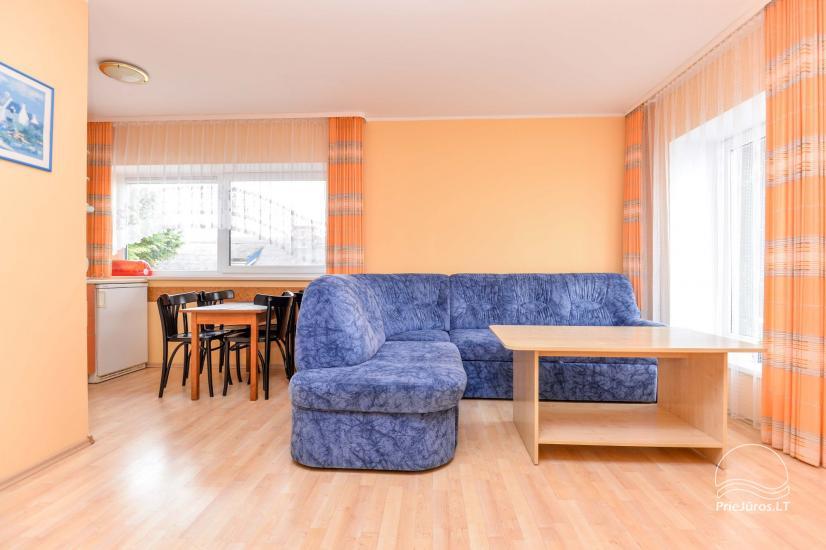 1-2 pokojowe mieszkania w Pervalka, Mierzeja Kurońska - 8