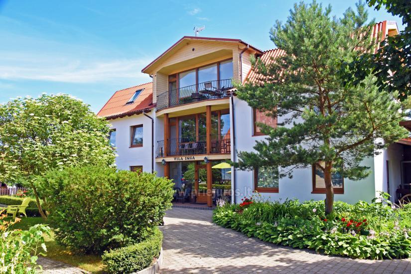 Apartamenty i pokoje do wynajecia nad morzem Vila Inga - 3