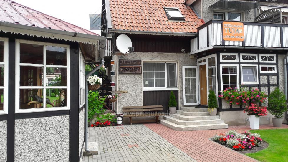 Cozy Ilony pensjonat Tuja w centrum Nidy, Mierzeja Kurońska - 6