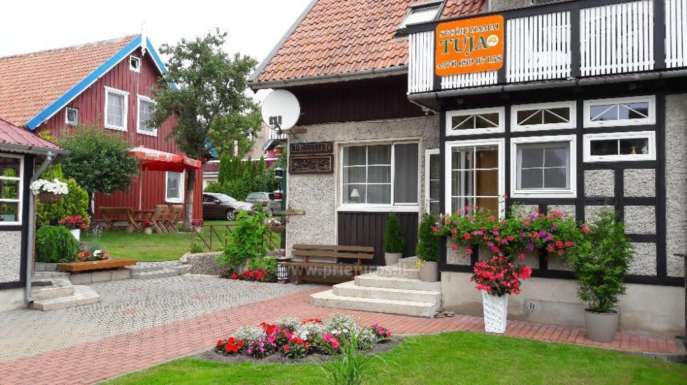 Cozy Ilony pensjonat Tuja w centrum Nidy, Mierzeja Kurońska - 5