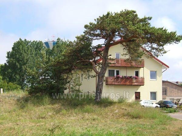 Dom Goscinny w Sventoji Osia - Pokoje, apartamenty 150 m wydmy! - 5