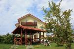 Dom Goscinny w Sventoji Osia - Pokoje, apartamenty 150 m wydmy!