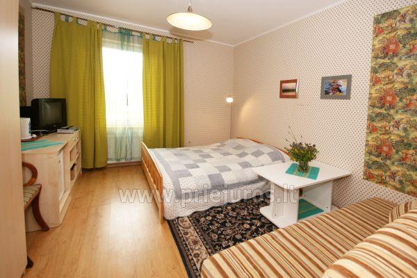 Dom Goscinny w Sventoji Osia - Pokoje, apartamenty 150 m wydmy! - 9
