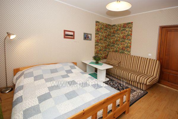 Dom Goscinny w Sventoji Osia - Pokoje, apartamenty 150 m wydmy! - 10