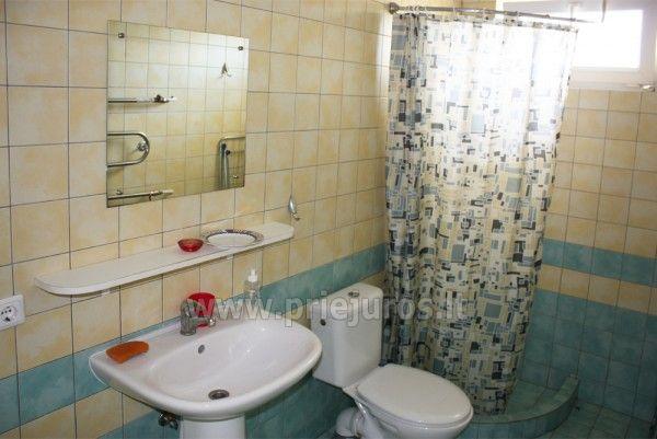 Dom Goscinny w Sventoji Osia - Pokoje, apartamenty 150 m wydmy! - 12