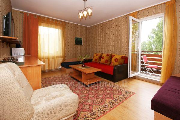 Dom Goscinny w Sventoji Osia - Pokoje, apartamenty 150 m wydmy! - 13