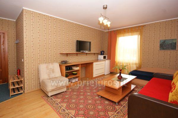 Dom Goscinny w Sventoji Osia - Pokoje, apartamenty 150 m wydmy! - 14