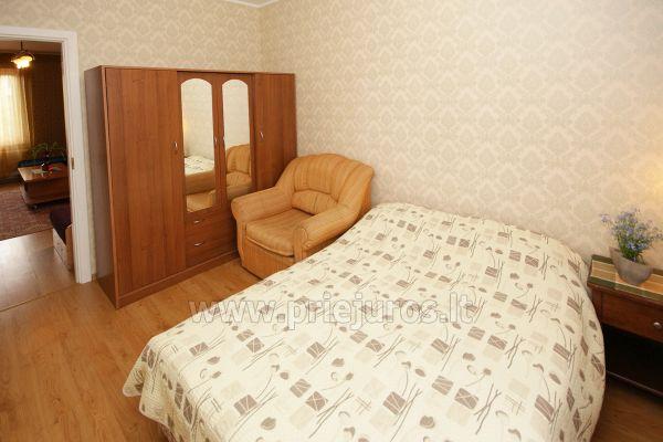 Dom Goscinny w Sventoji Osia - Pokoje, apartamenty 150 m wydmy! - 15