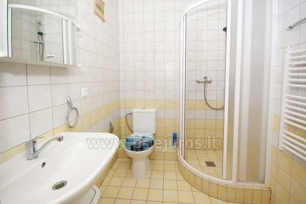 Dom Goscinny w Sventoji Osia - Pokoje, apartamenty 150 m wydmy! - 16