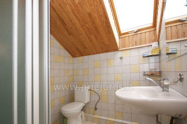 Dom Goscinny w Sventoji Osia - Pokoje, apartamenty 150 m wydmy! - 26