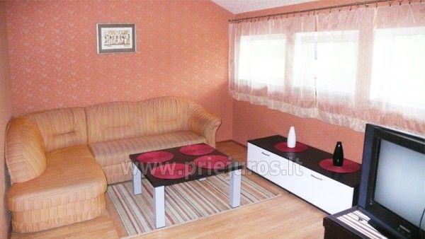 Dom Goscinny w Sventoji Osia - Pokoje, apartamenty 150 m wydmy! - 29