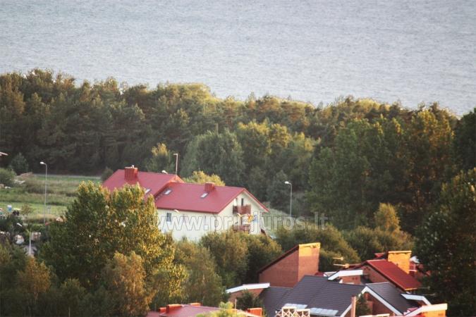Dom Goscinny w Sventoji Osia - Pokoje, apartamenty 150 m wydmy! - 3