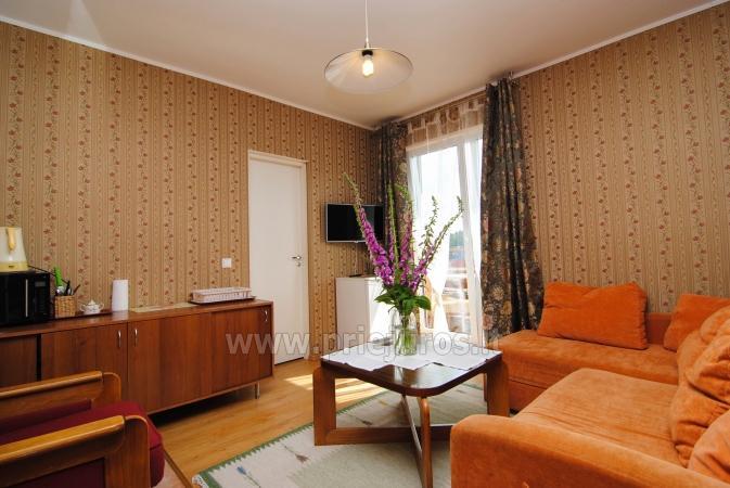Dom Goscinny w Sventoji Osia - Pokoje, apartamenty 150 m wydmy! - 17